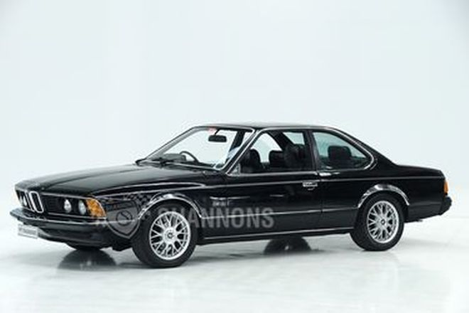 BMW 633CSi Coupe