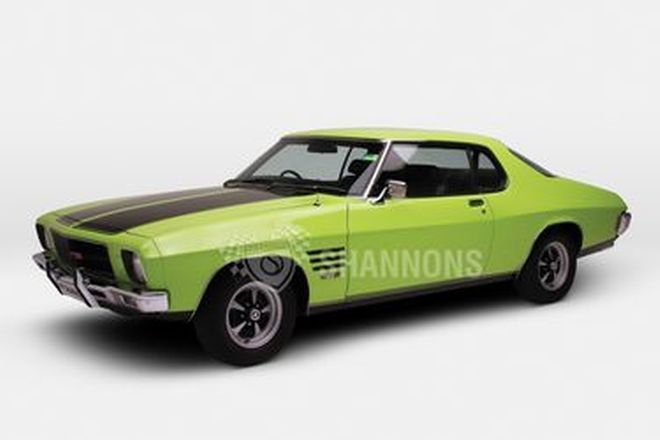 Holden HQ GTS Monaro 308 Coupe
