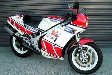 Yamaha RZ 500 V4 Motocycle