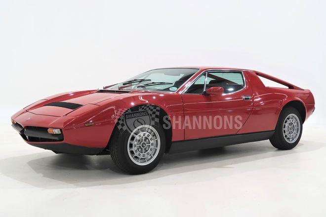 Maserati Merak SS (Project)
