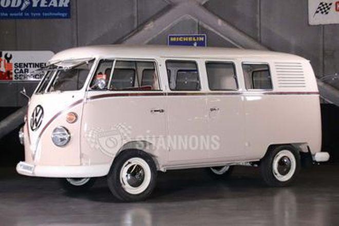 Volkswagen Kombi 'Split Window' Microbus (RHD)