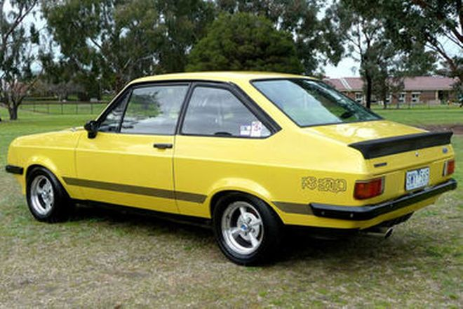 Ford Escort RS 2000 Coupe