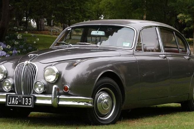 Jaguar MK II 3.8 'Manual' Saloon