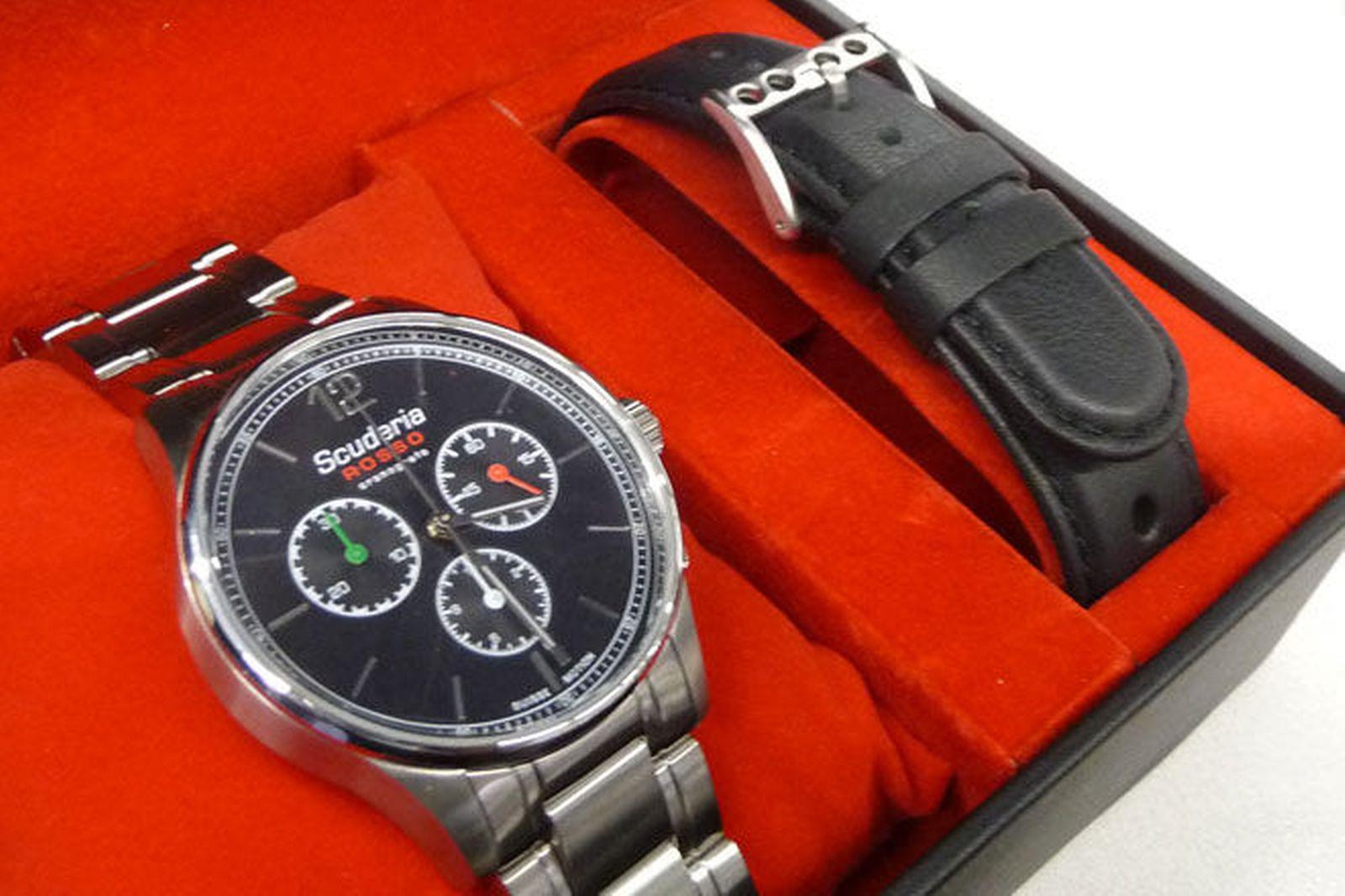 Scuderia Rosso Watch - Italia