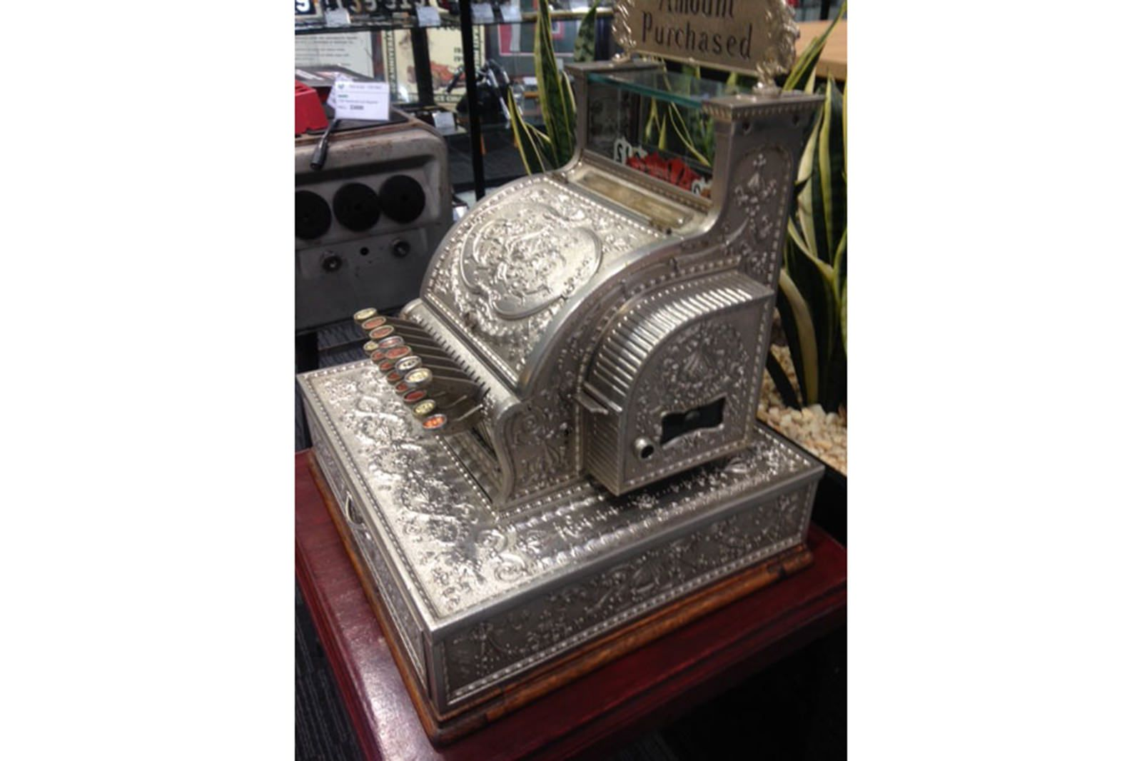 1905 National Cash register