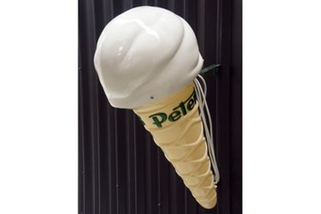 Light - Peters Ice Cream Cone (Reproduction)