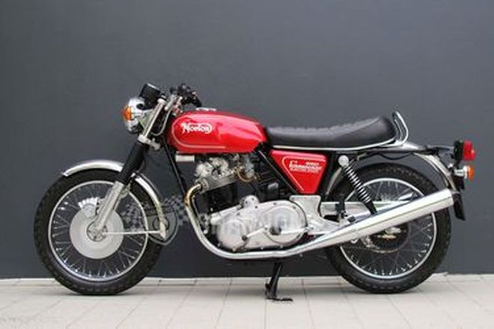 Sell My Motorcycle >> Sold: Norton Commando Mk3 850cc Motorcycle Auctions - Lot U - Shannons