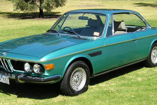 BMW 3.0 CSi Coupe