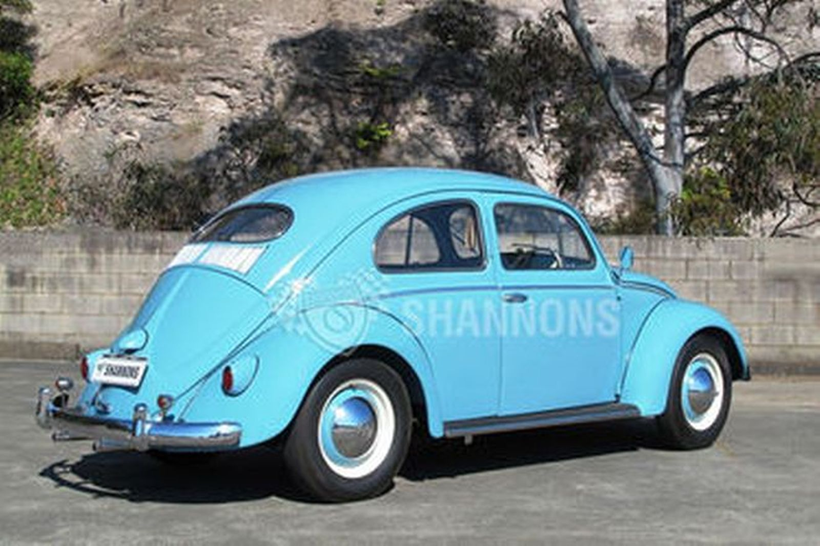 Volkswagen Beetle 'Oval Window' Sedan