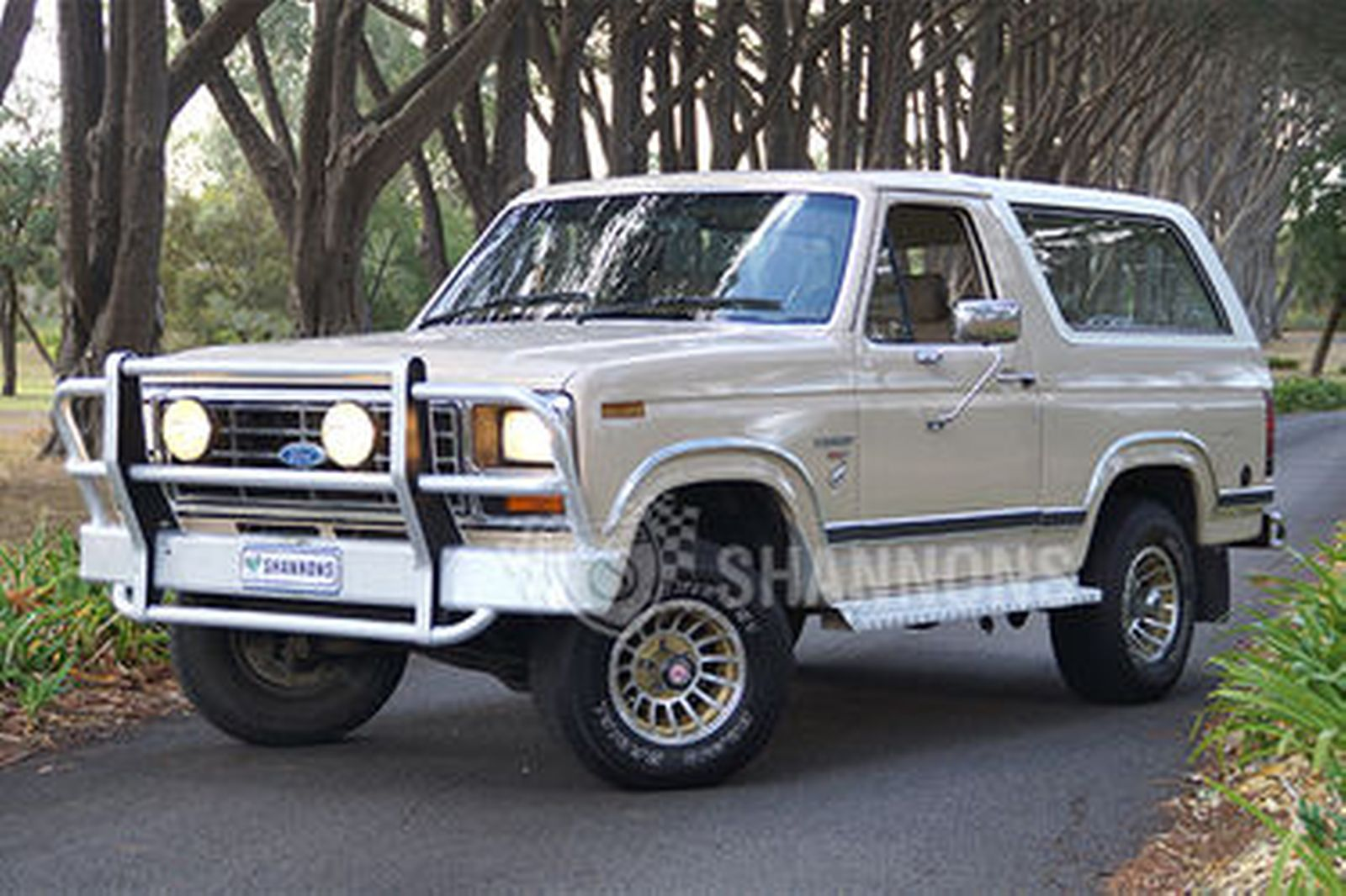 1980 Ford Bronco Fuel Line Sold Xlt Station Wagon Auctions Lot 27 Shannons