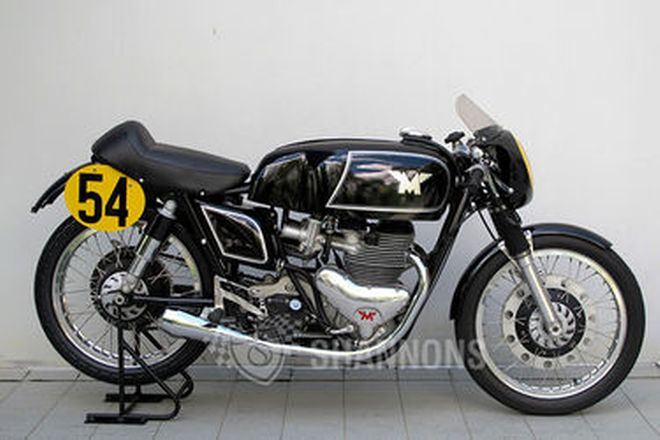 Matchless G45 500cc Production Racing Motorcycle