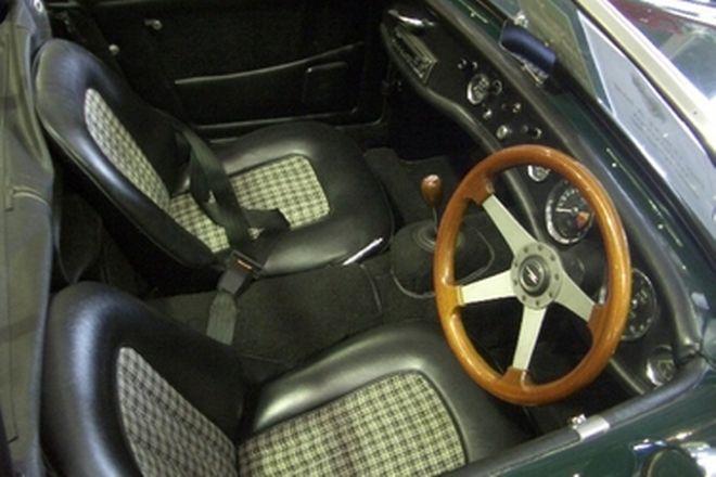 Austin Healey Sprite Mk2 Roadster