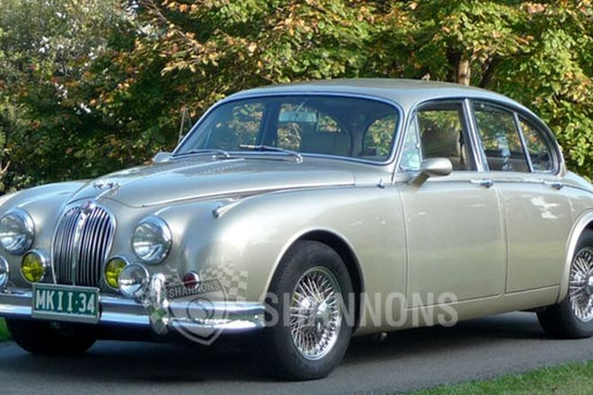 Jaguar Mk 2 4.2 Saloon (Modified)