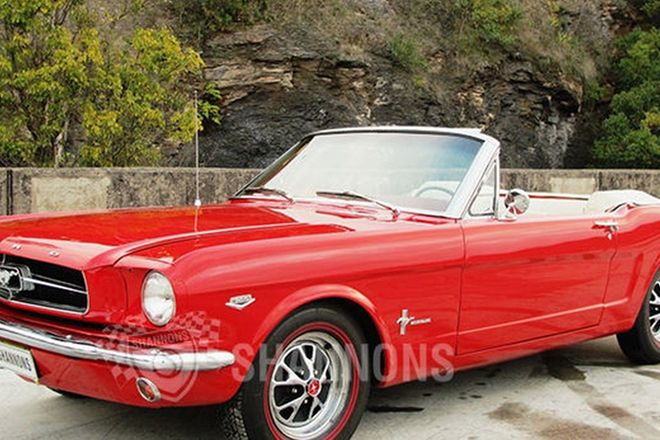 Ford Mustang 'K Code' Convertible (LHD)