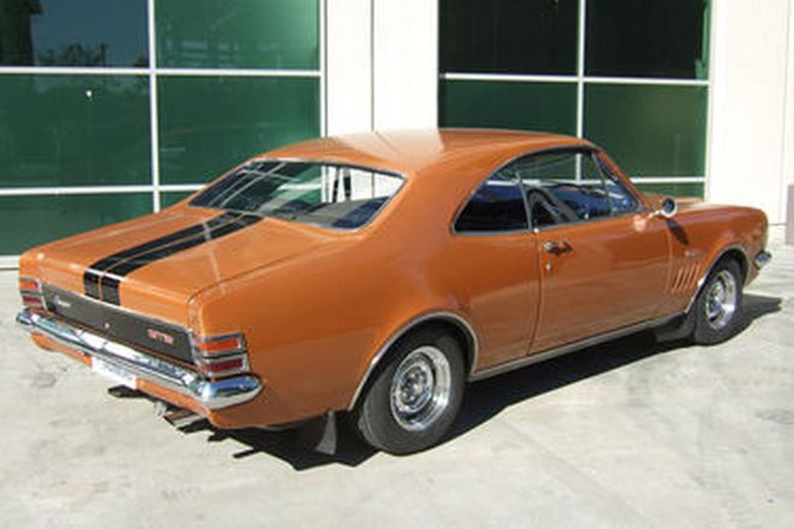 Holden Ht Gts 186s Monaro Coupe Auctions Lot 10 Shannons