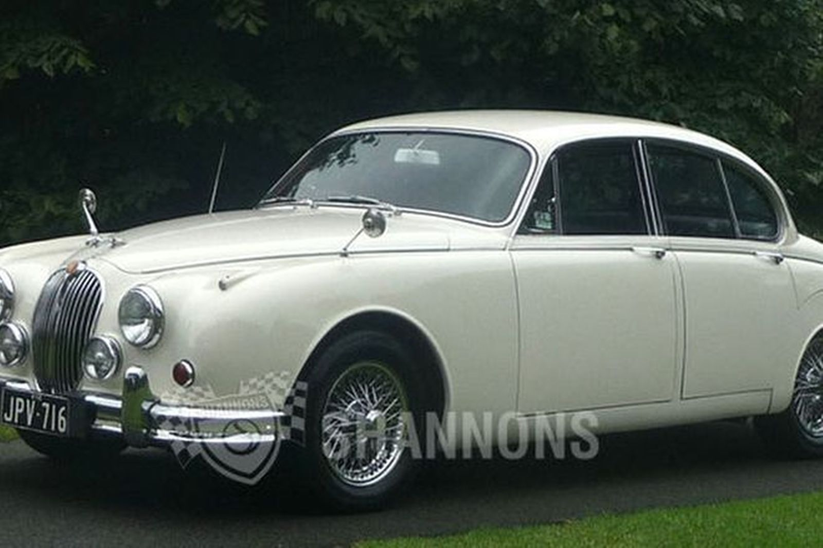sold jaguar mk ii 3 4 saloon auctions lot 5 shannons. Black Bedroom Furniture Sets. Home Design Ideas
