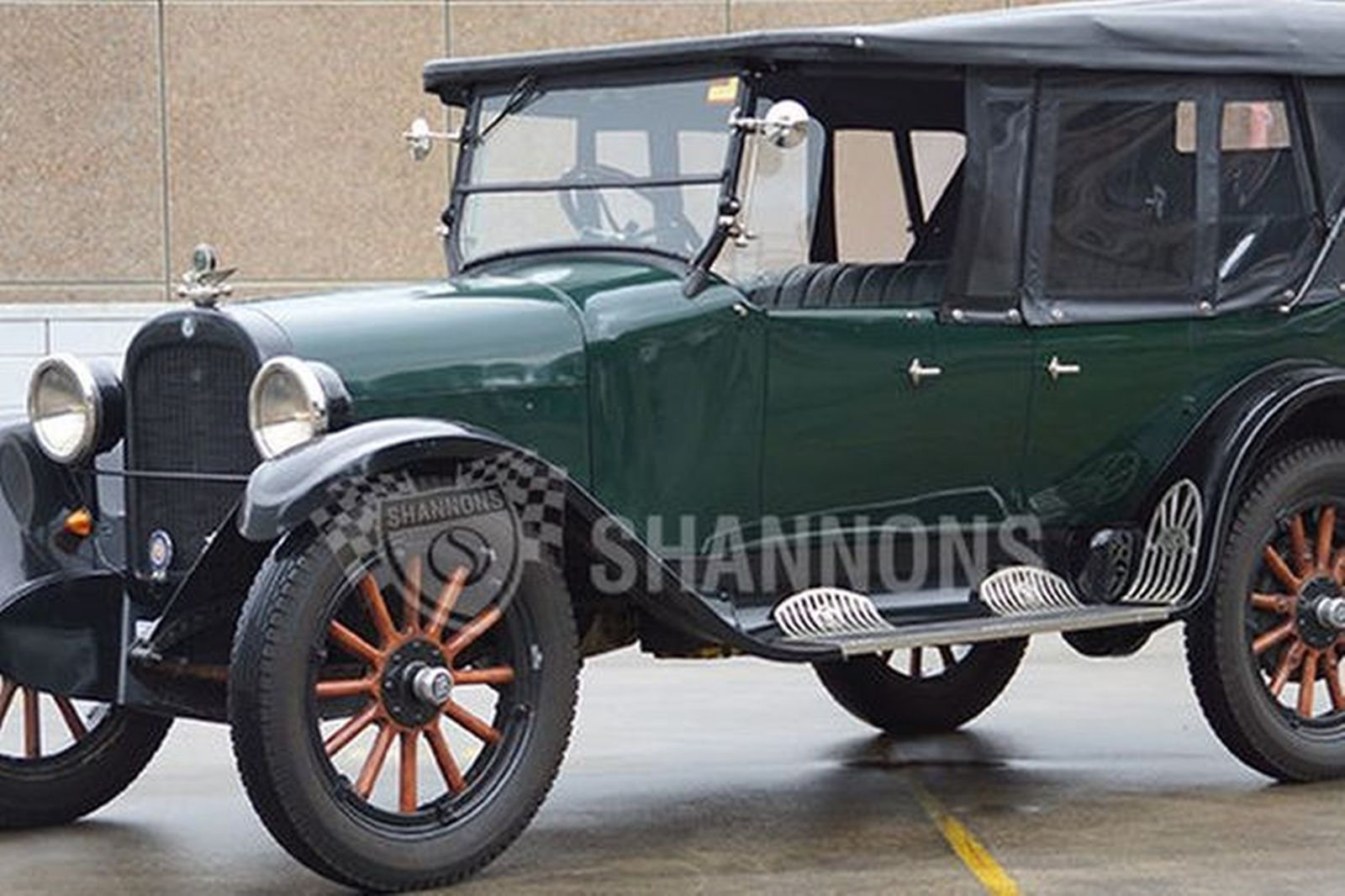 Sold Dodge Tourer Auctions Lot 7 Shannons