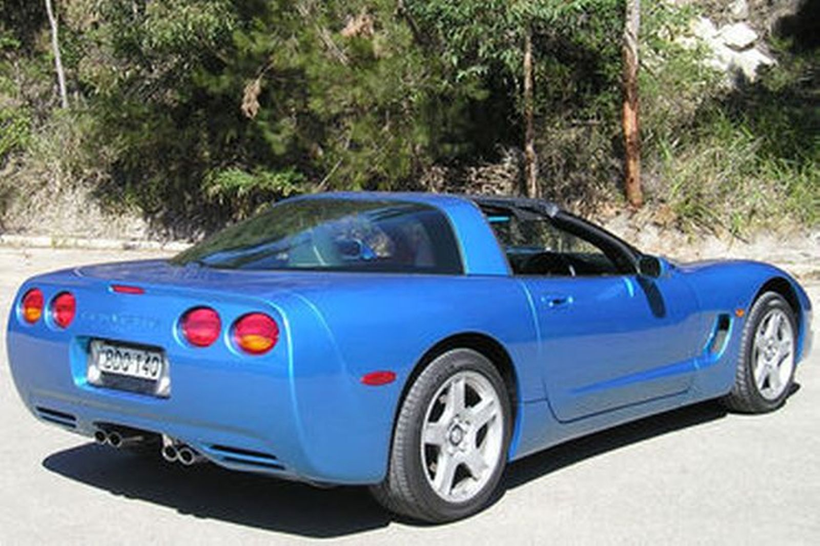 chevrolet corvette c5 coupe rhd auctions lot 9 shannons. Black Bedroom Furniture Sets. Home Design Ideas