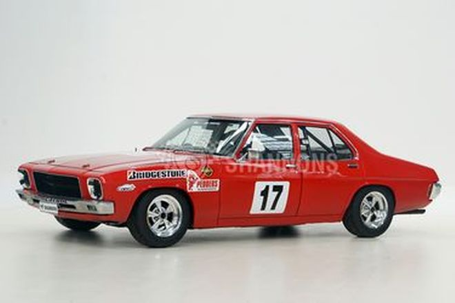Holden HQ Sedan 'Race Car'