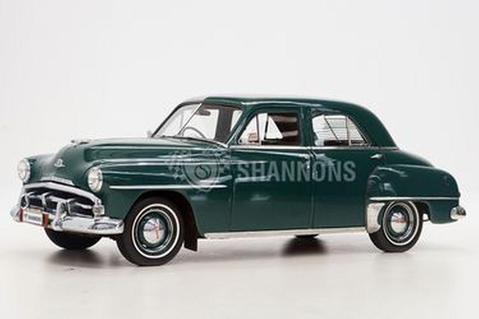 Plymouth Cranbrook Sedan (RHD)