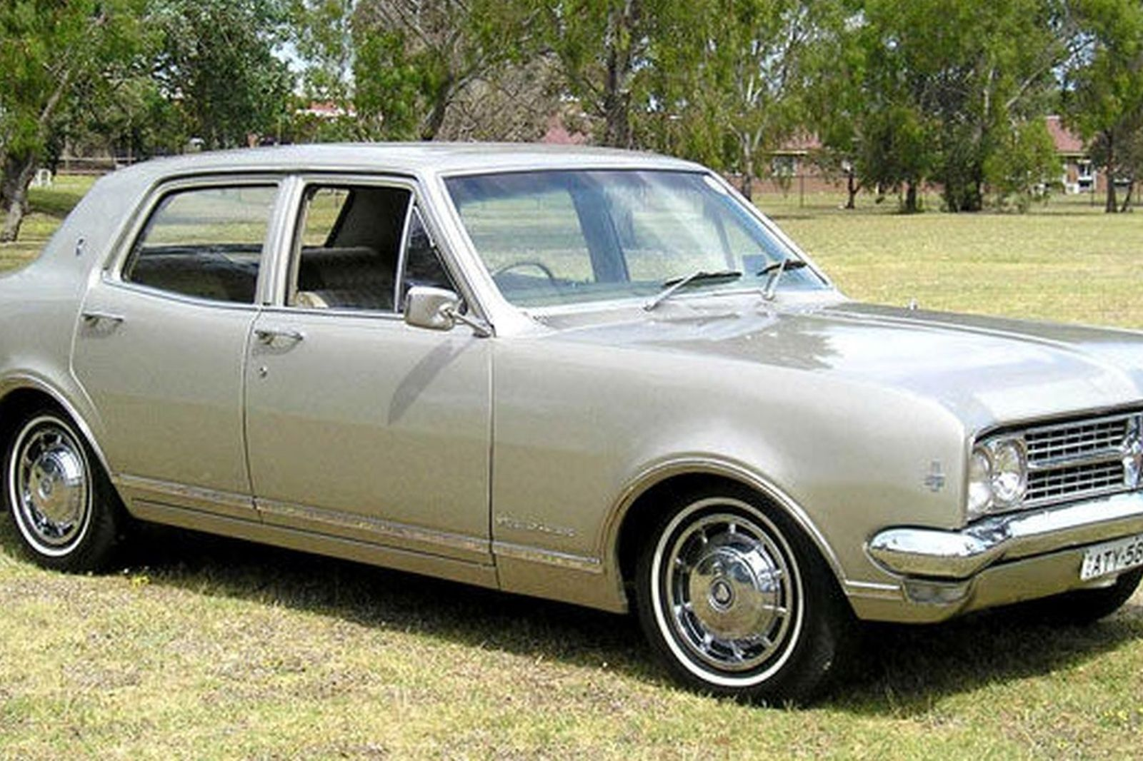 Holden Club Sports Car