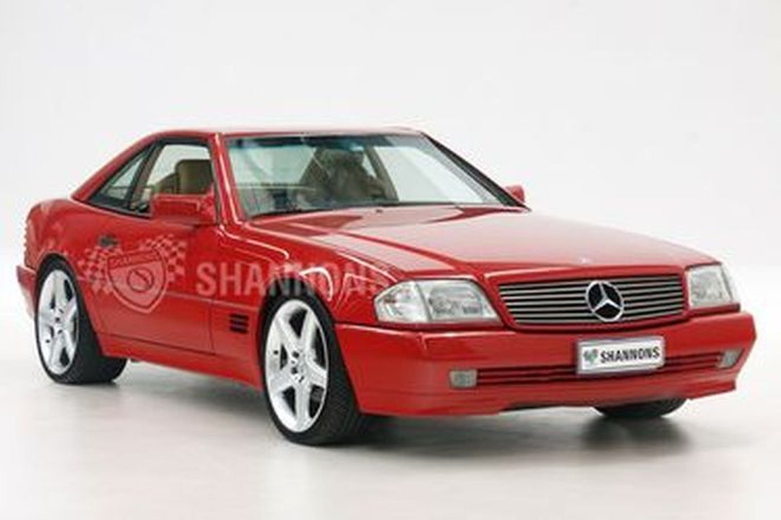 Mercedes-Benz SL500 R129 Convertible
