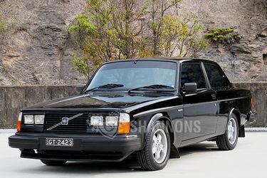 Volvo 242GT 2 Door Sedan