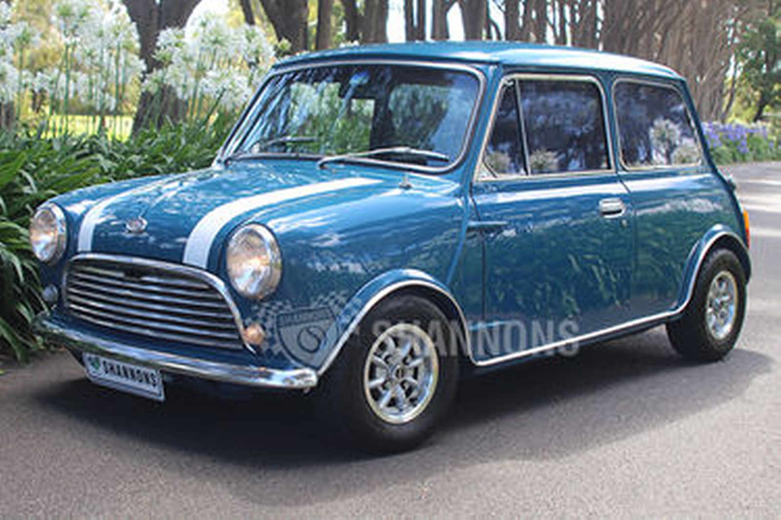 Sold Leyland Mini S Roundnose Conversion Saloon Auctions  Lot