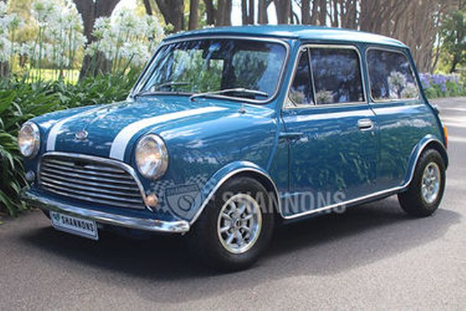 Leyland Mini S 'Roundnose Conversion' Saloon