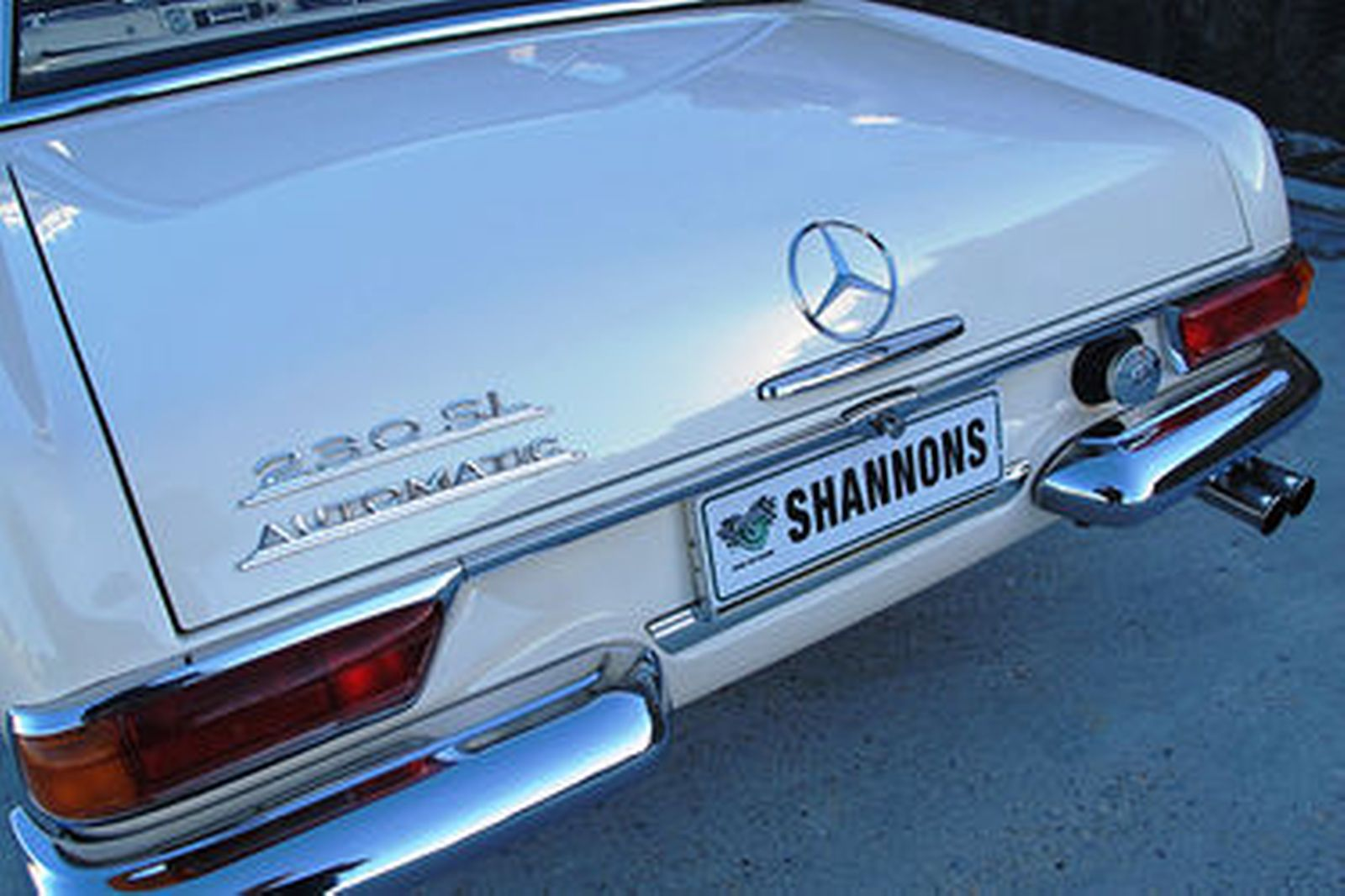 Sold mercedes benz 230sl convertible auctions lot 26 for Where do they make mercedes benz