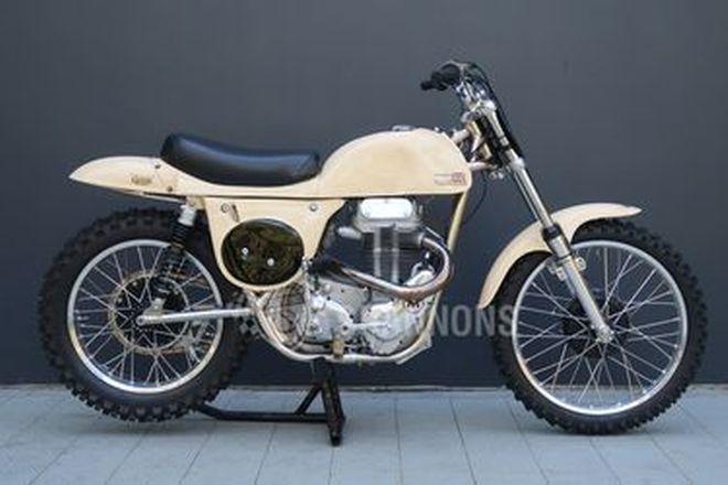 Rickman Métisse-Matchless 500cc Scrambler Motorcycle