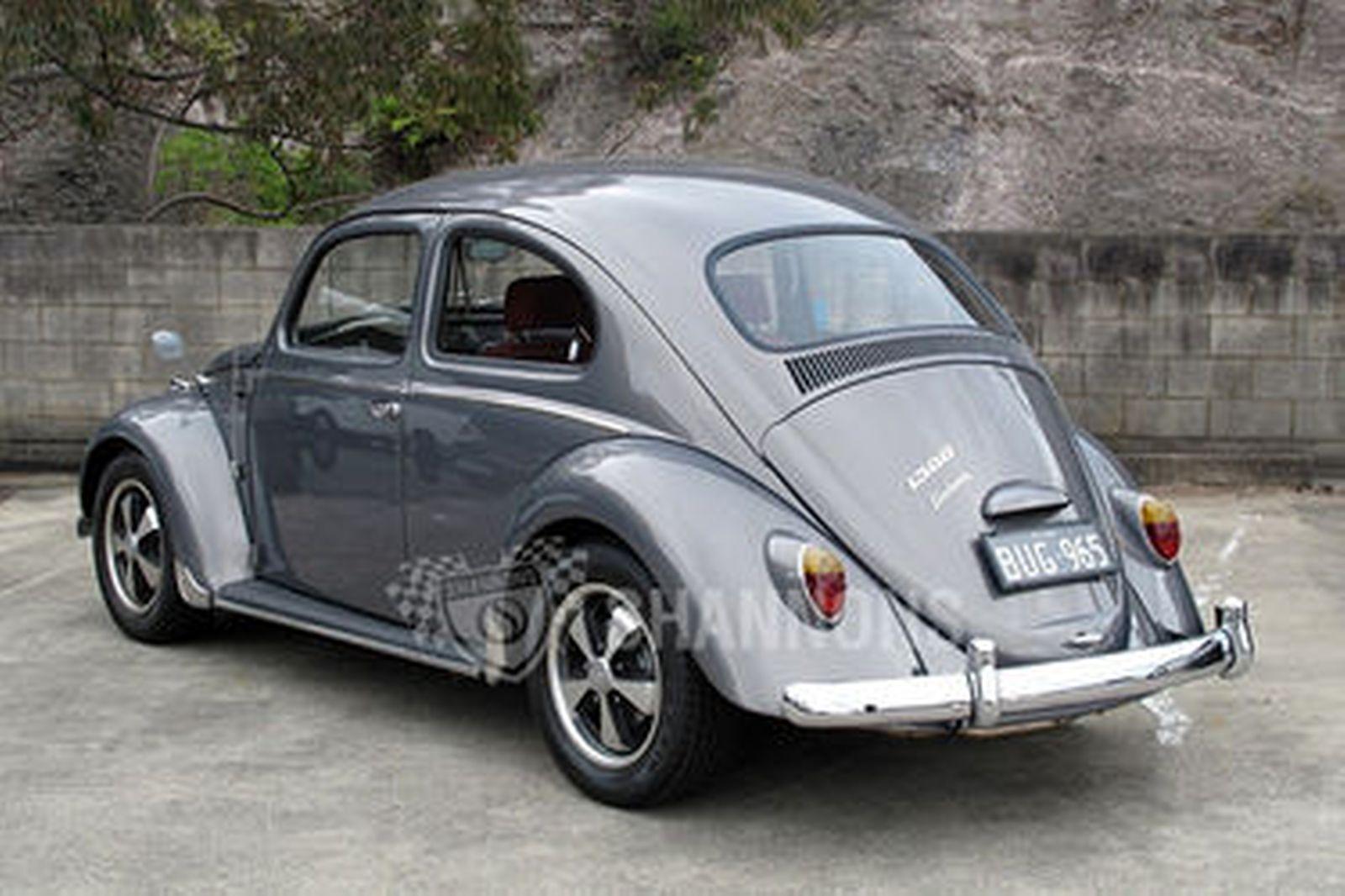 Volkswagen Beetle Sedan