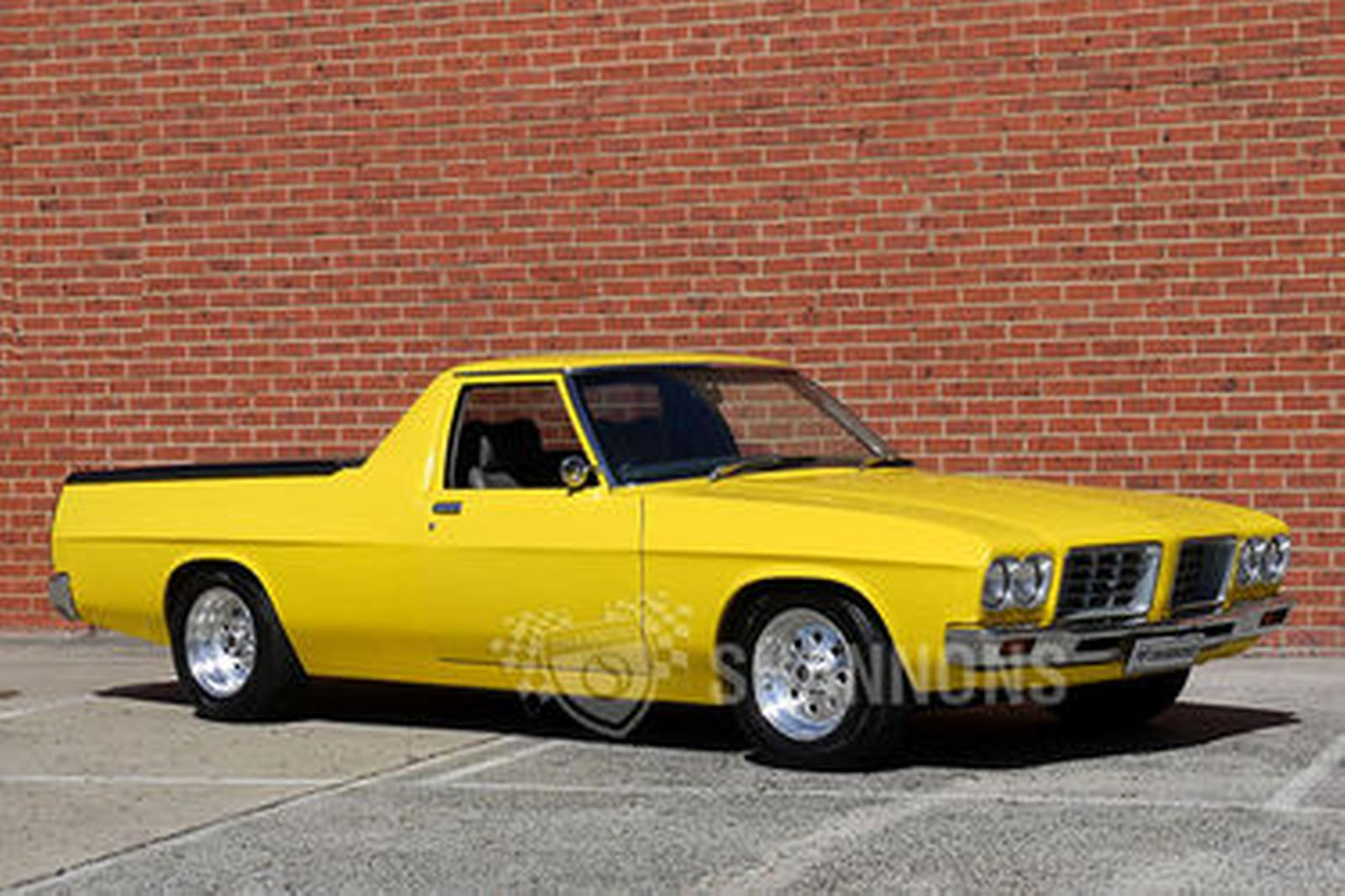 Sold Holden Hq Modified 402ci V8 Utility Auctions Lot