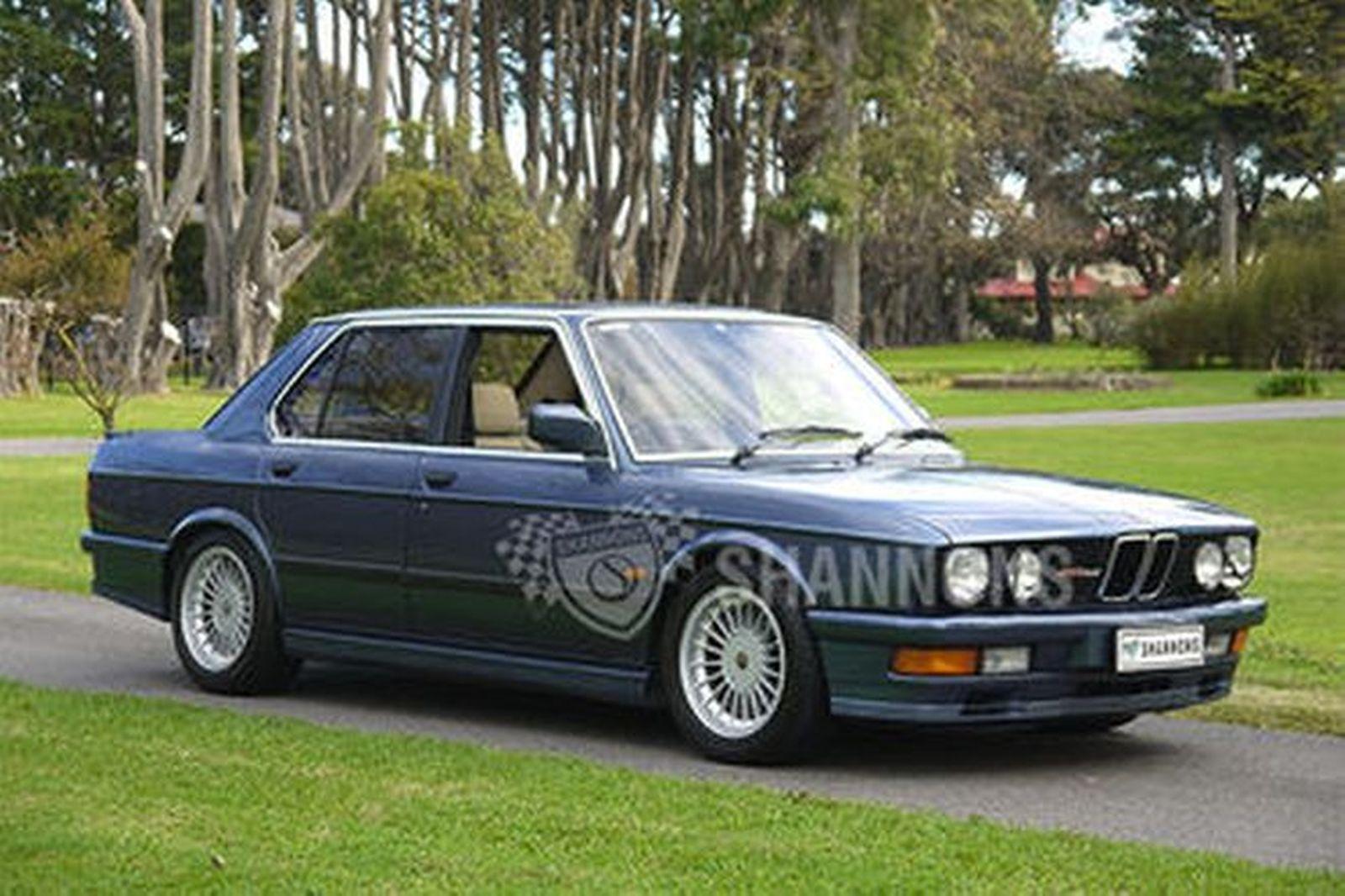 Sold Bmw 535i Alpina B10 3 5 Sedan Auctions Lot 29