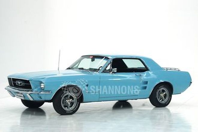 Ford Mustang High Country Special Coupe (LHD)