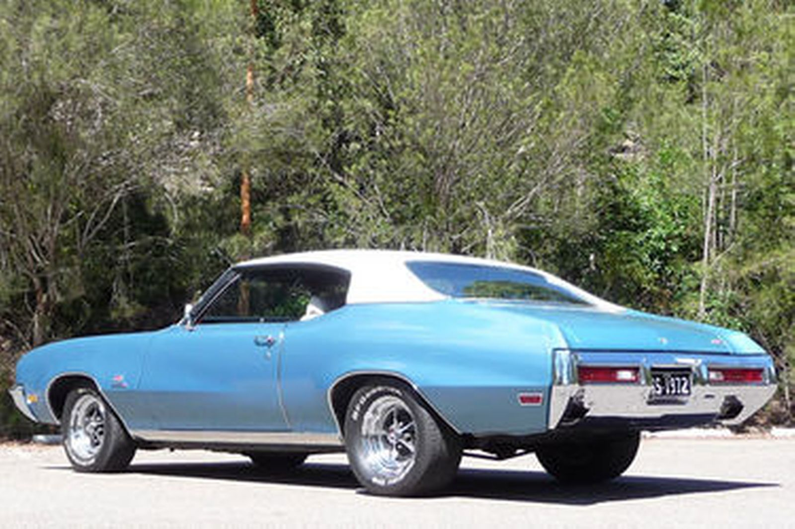 Buick Gs Stage Coupe Rhd