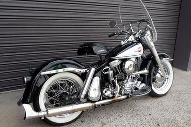 Harley-Davidson FL Duo Glide Motorcycle