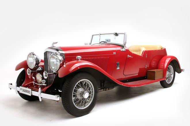 Bentley 4¼ Litre Open Tourer