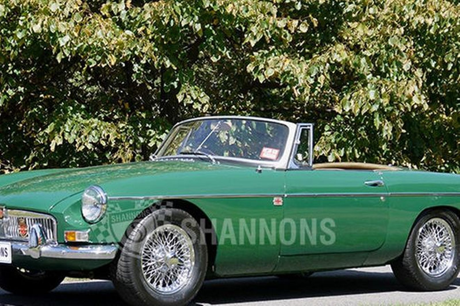 Sold: MGB Mk1 Roadster Auctions - Lot 4 - Shannons