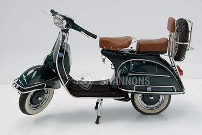 Vespa 150 Sprint Scooter
