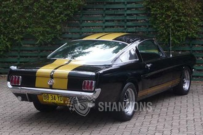 Ford Mustang 'Hertz Replica' Fastback (LHD)