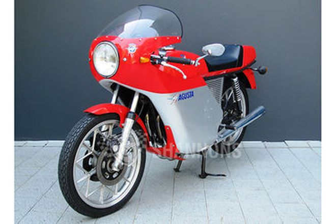 MV Agusta 350cc S Ipotesi Motorcycle