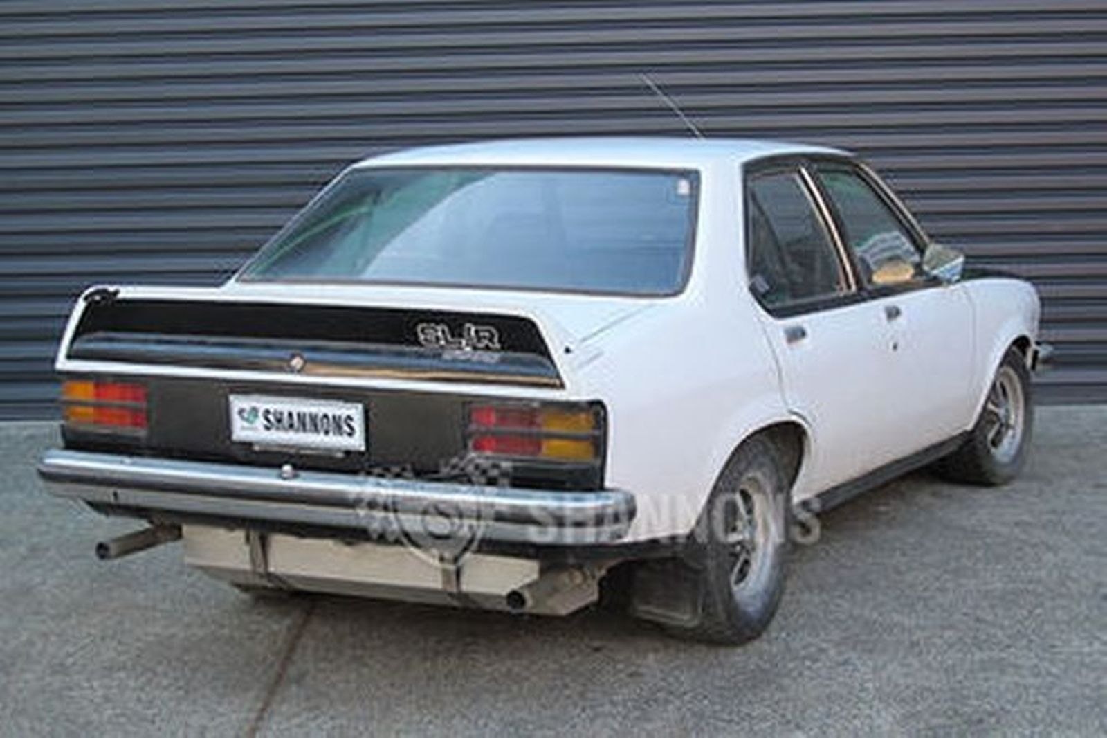 Holden LH Torana SL R 5000 Sedan Barn Find