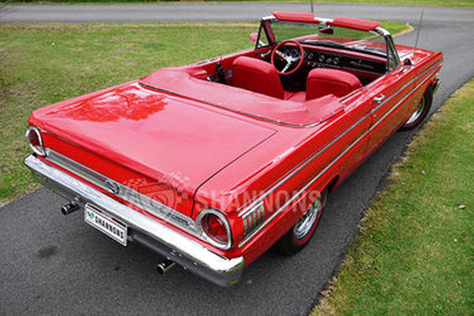 Ford Futura Convertible (LHD)