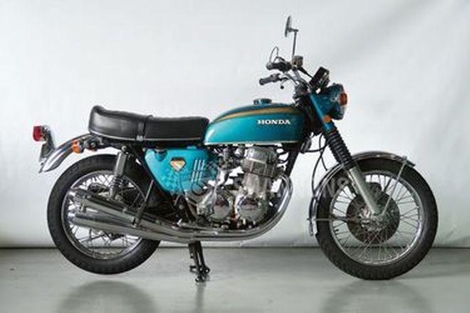 Honda CB750 KO 750cc Motorcycle