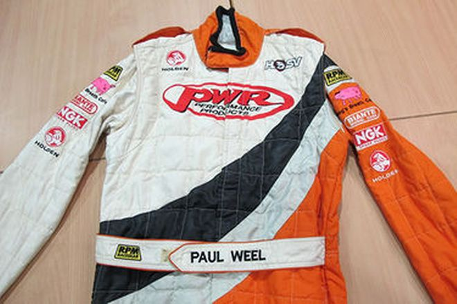Race Suit - RPM from the Paul Weel Racing Team