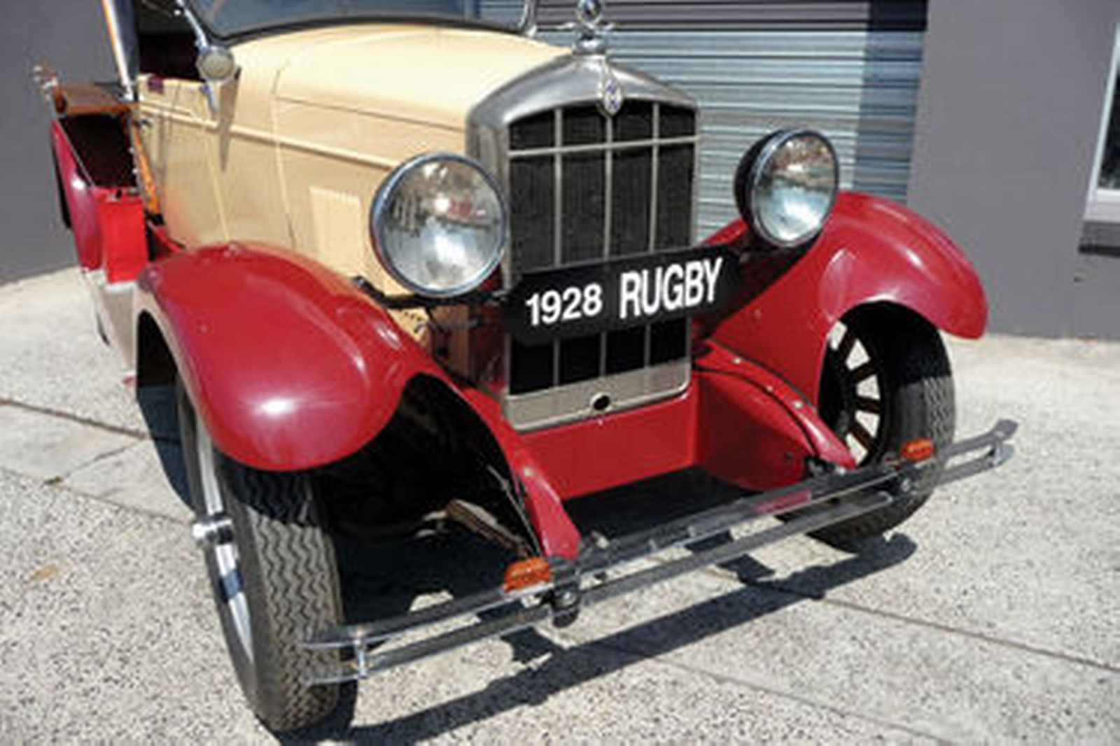 Rugby Roadster Utility