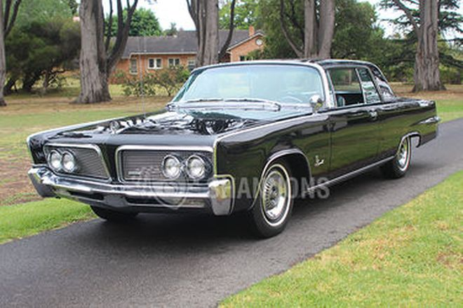 Imperial Crown Coupe (LHD)