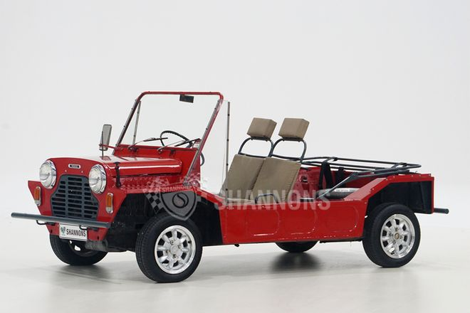 Mini Moke 1100cc