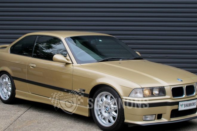 BMW M3 E36 3.2L Coupe